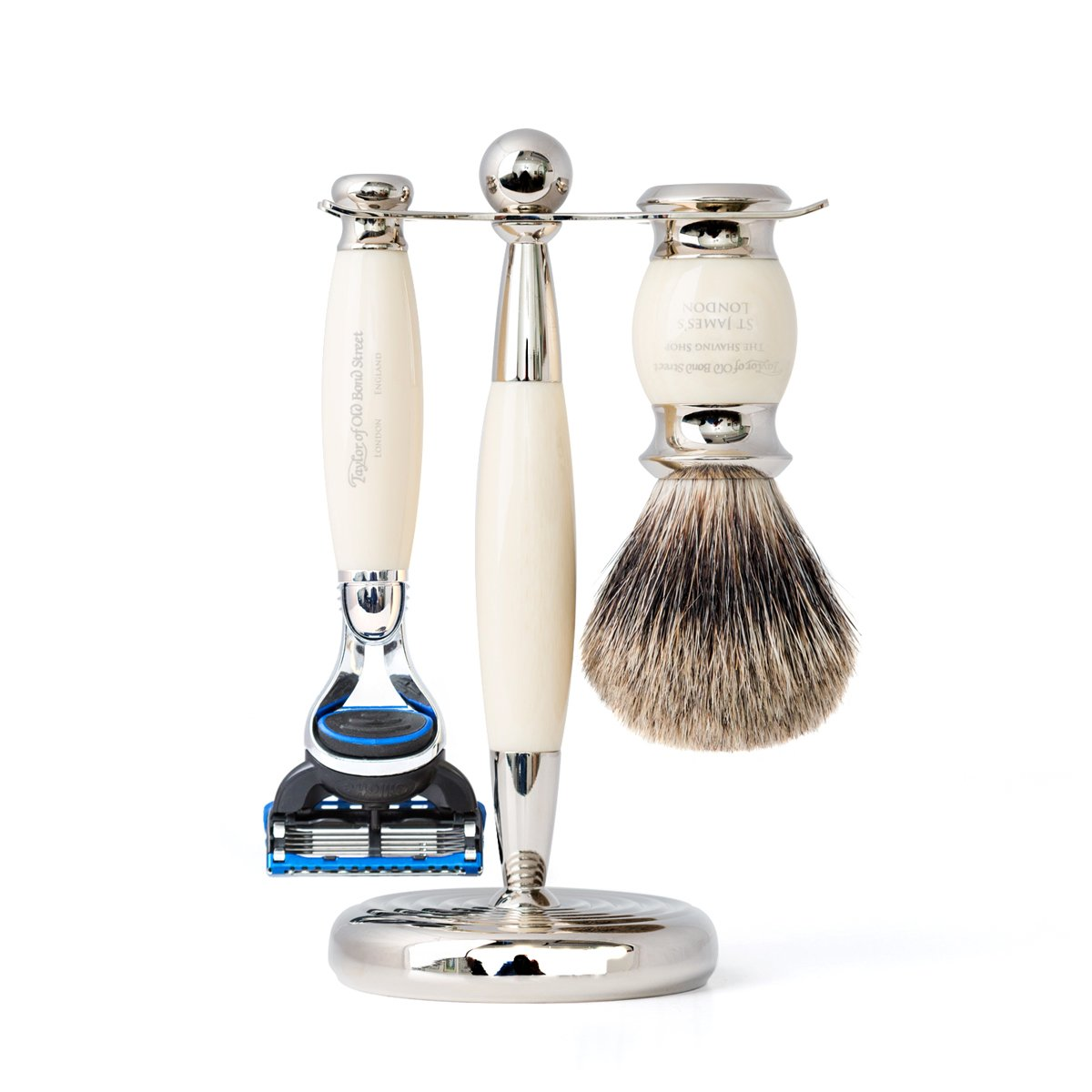 Pure Fusion Edwardian Shaving Set