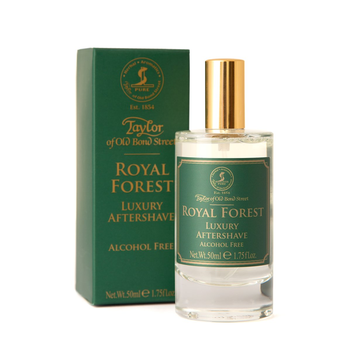 Royal Forest Aftershave Lotion 50ml