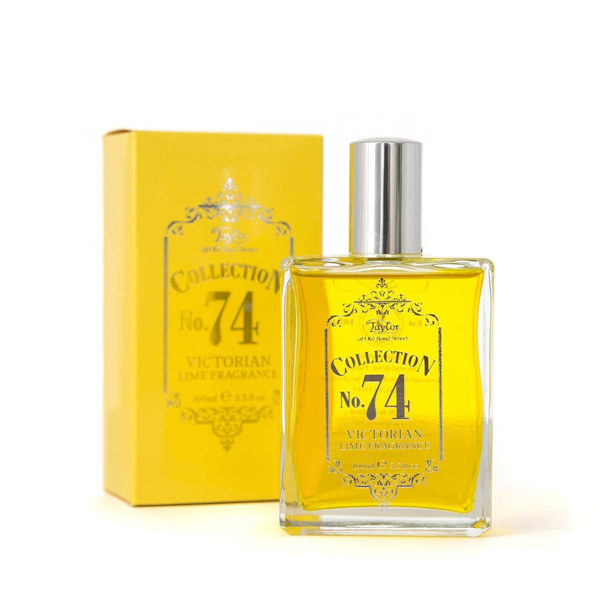 No. 74 Victorian Lime fragrance