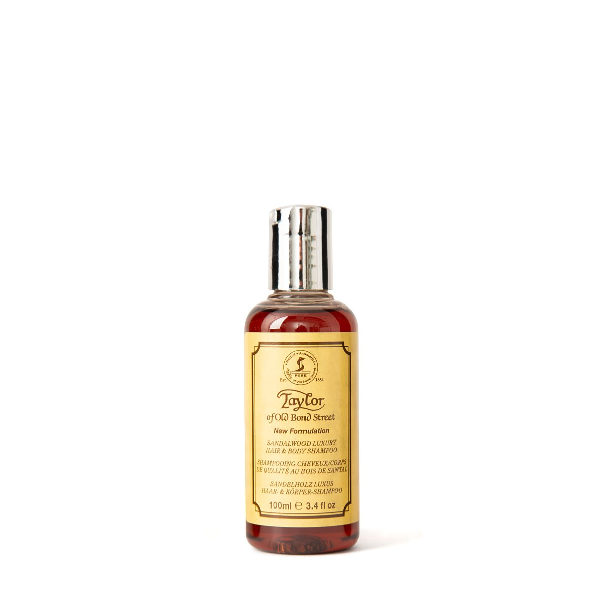 Sandalwood şampon pentru păr şi corp