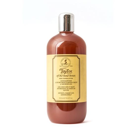 Sandalwood gel de duş - 500ml