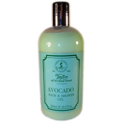 Avocado gel de duş