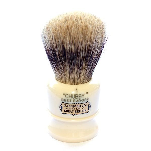 Simpson Shaving Brushes - Simpson The Chubby