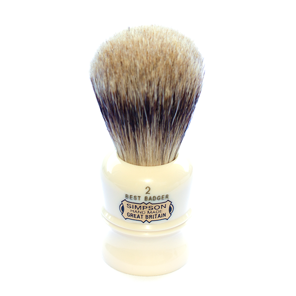 Simpson Shaving Brushes - Simpson The Duke