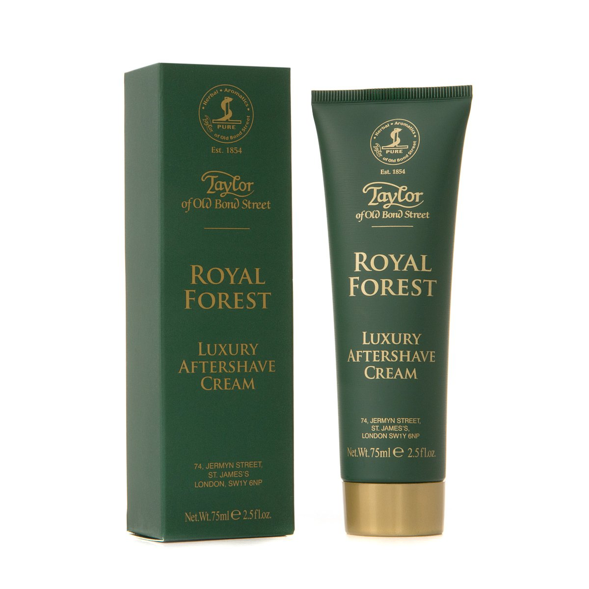 Royal Forest Aftershave Cream 75ml