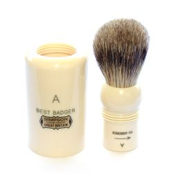 Simpson Shaving Brushes - Simpson The Major